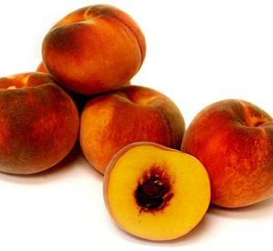 semi dwarf O'Henry peach